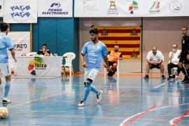Fútbol Sala Segunda B, las mejores imágenes del encuentro entre UD Ibiza Gasifred y Segorbe (7-5). (Fotos: Arguiñe Escandón)