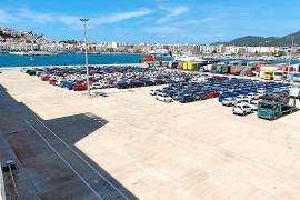La flota de coches de los 'rent a car' no llega al 60% de lo que tenía en 2019