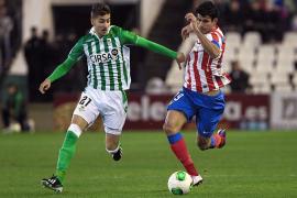 El Atlético llega a semifinales de Copa tres años después (1-1)