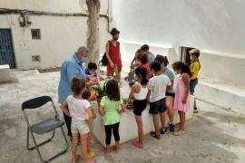 Vila organiza una escuela de verano en Sa Miranda