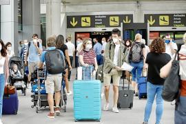 Cambio en las condiciones de entrada de los turistas británicos