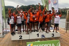 El CNSA conquista el tercer puesto por equipos en la Copa de España