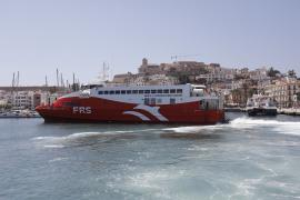 FRS comienza a operar la ruta Ibiza-Formentera este lunes
