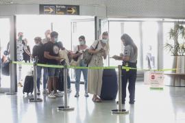 Baleares endurece las restricciones para los viajes de estudios y de más de 20 personas