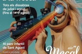 Las sesiones de cortos de Mecal Air Ibiza vuelven el sábado a Sant Agustí