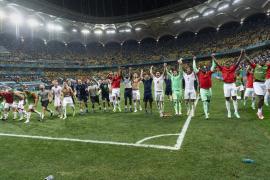 Suiza, rival de España en cuartos tras ganar a Francia en los penaltis
