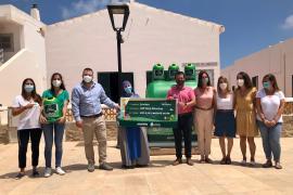 Los 'Peque Recicladors' recuperan 3.457 kilos de vidrio