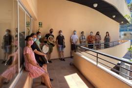 Concierto el jueves de los profesores del Patronat de Música d'Eivissa