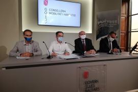 UEP Fly se estrena en julio con diez frecuencias diarias entre Palma, Ibiza y Menorca