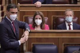 Sánchez avisa de que no habrá referéndum de autodeterminación en su defensa de los indultos en el Congreso
