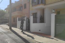 Gran operación de la Guardia Civil y de la Policía Nacional en Mallorca contra el narcotráfico