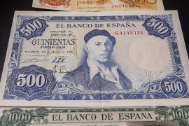 El Banco de España deja de cambiar pesetas a euros desde este miércoles