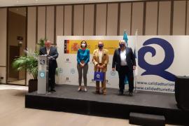 El CNSA recibe en Madrid la Q de Calidad y el sello 'Safe Tourism Certified'