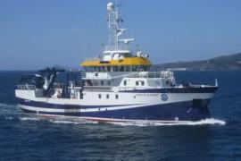 El buque Ángeles Alvariño abandona la búsqueda de Tomás Gimeno y su hija Anna