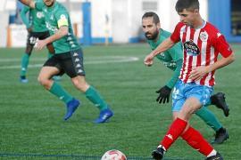El Formentera contrata a Iago Novo