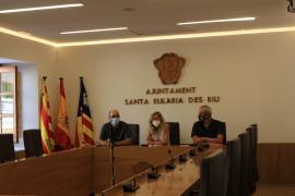 El Ayuntamiento de Santa Eulària quiere identificar y documentar 400 kilómetros de caminos en tres años