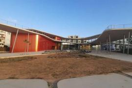 Sant Josep recepciona las obras del nuevo auditorio Caló de S'Oli por 3,8 millones