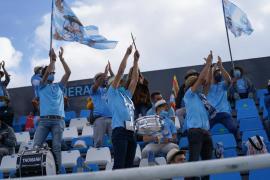 Convocan una movilización «a favor del fútbol profesional en Ibiza»