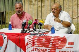 Palma: «El Ayuntamiento no nos da opción a un acuerdo»