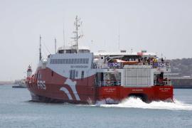 Sa Unió critica el incremento de frecuencias entre Ibiza y Formentera