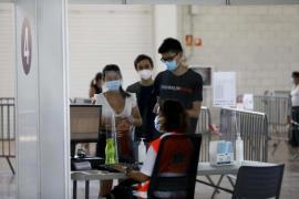 2.633 jóvenes pitiusos de entre 16 y 24 años vacunados hasta el momento