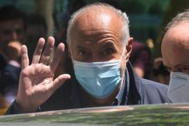 El juez deja libre a José Luis Moreno con una fianza de 3 millones de euros