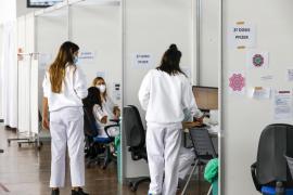 Caída la página web para pedir citas para la vacuna contra la Covid-19 en Baleares