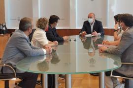 El Gobierno invertirá tres millones en la construcción de la nueva sede de la Dirección Insular del Estado en Ibiza