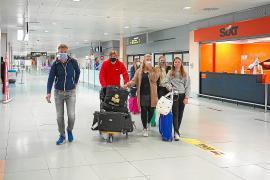 El turismo despega en mayo en las Pitiusas con un 71,5% de los viajeros de 2021
