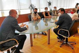 Vicent Marí reclama el plus de insularidad para los funcionarios del Estado en Ibiza