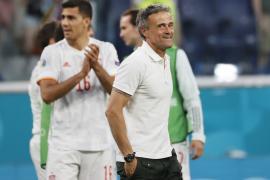 Luis Enrique: «La selección ha estado sobresaliente pasara lo que pasara en los penaltis»