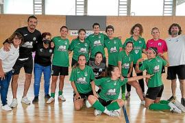 Proyectada una liga balear femenina de fútbol sala