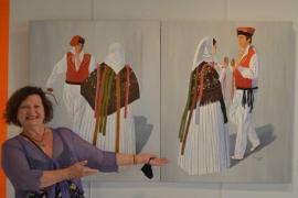 La exposición de la AMAE en el Centro Cultural de Jesús, en imágenes.