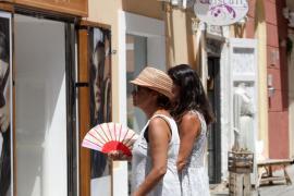 Ibiza y Formentera en riesgo por altas temperaturas este domingo