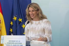 Yolanda Díaz garantiza que los ERTE se prorrogarán más allá de septiembre