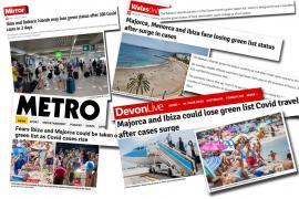El sector turístico teme restricciones de Londes y Berlín por los contagios