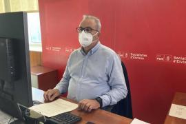 Los socialistas tildan de «decepcionante» la gestión de Vicent Marí en el Consell de Ibiza