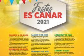 Las fiestas de es Canar se volcarán en ayudar a la hostelería sin olvidar la parte más tradicional