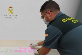 Detenido en Sant Antoni un joven con Tucibi, la 'cocaína de los ricos', cristal y marihuana