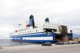 Las navieras italianas Grimaldi y GNV comienzan a operar en aguas de Baleares