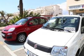 Las ventas de coches de ocasión crecen un 12% en Baleares durante junio