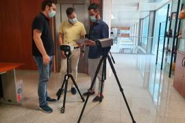 Ibiza ya cuenta con dos escáneres de matrículas para identificar taxis ilegales