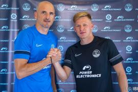 Mateusz Bogusz, nuevo jugador de la UD Ibiza