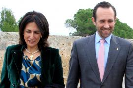 Bauzá dice que el 46% de la inversión en infraestructuras  ha ido a Baleares