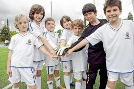 La escuela del Real Madrid abre sus puertas