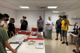 19 jóvenes aprenderán técnicas de animación y fabricación 3D en Tecnoestiu