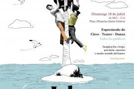 'Cultura a la Fresca' comienza el 18 de julio con el espectáculo 'Isla' de la compañía D'Click