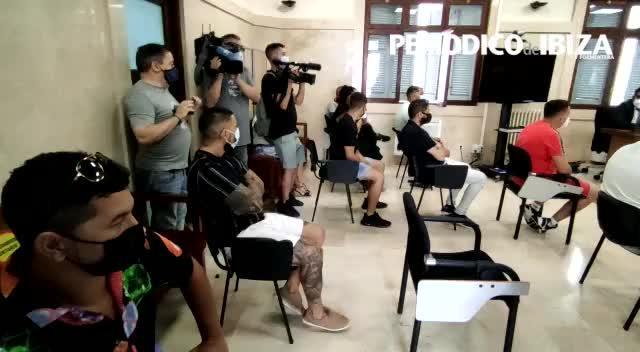 La Audiencia juzga este jueves a 12 personas por tráfico de drogas en Ibiza