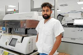 Un nuevo especialista para reforzar el laboratorio de Análisis Clínicos