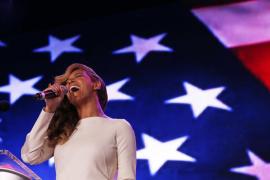 Beyoncé reconoce que usó el play back en la investidura de Obama